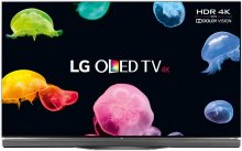 Телевізор OLED LG OLED65E6V (3D, Smart TV, Wi-Fi, 3840x2160)