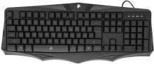 Клавіатура 2Е Ares KG 108 чорна