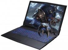 Ноутбук Dream Machines Clevo G1050-15 (G1050-15UA17) сірий