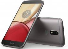 Смартфон Motorola Moto M сірий