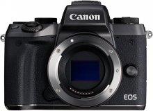 Цифрова фотокамера Canon EOS M5 Body чорна