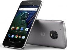 Смартфон Motorola Moto G5 Plus 3/32 ГБ сірий