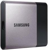 Зовнішній твердотільний накопичувач Samsung T3 (MU-PT250B/WW) 250 ГБ