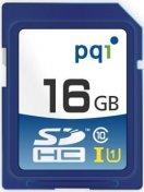 Карта пам'яті PQI Micro SDHC 16GB 6988-016GR107A