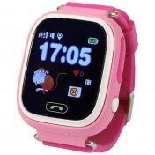Смарт годинник Smart Baby Watch Q100 Pink