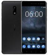 Смартфон Nokia 6 3/32GB Matte Black