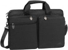Рюкзак для ноутбука Riva 8530 чорний