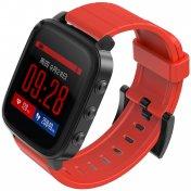 Смарт годинник SMA-Q2 чорний/червоний