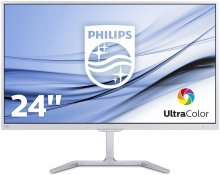 Монітор Philips 246E7QDSW/01 (246E7QDSW/01) білий