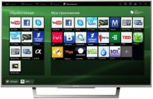 Телевізор LED Sony KDL32WD752SR2 (Smart TV, Wi-Fi, 1920x1080)