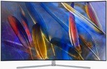 Телевізор LED Samsung QE55Q7CAMUXUA (Curved, Smart TV, Wi-Fi, 3840x2160)