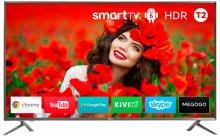 Телевізор LED Kivi 32HK32G (Android TV, Wi-Fi, 1366x768) Gray