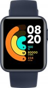Смарт годинник Xiaomi Watch Lite Navy Blue (BHR4358GL)