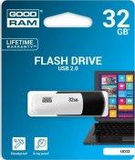 Флешка USB GoodRam Colour Mix 32 ГБ (UCO2-0320KWR11) чорна/біла