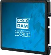 Твердотільний накопичувач GOODRAM CX300 (SSDPR-CX300-120)