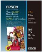 Фотопапір 10x15 Epson Value 100 аркушів (C13S400039)