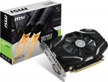 Відеокарта MSI GTX 1050 2G OC (GTX 1050 2G OC)