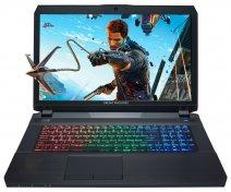 Ноутбук Dream Machines Clevo G1060-17 (G1060-17UA22) сірий