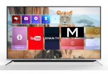 Телевізор LED Skyworth 43G6 (Android TV, 3840×2160)