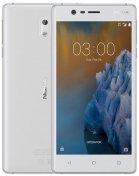 Смартфон Nokia 3 Silver White