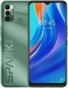 Смартфон TECNO Spark 7 KF6n 4/64GB Spruce Green (4895180766404)