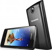 Смартфон Lenovo A1000M чорний
