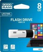 Флешка USB GoodRam Colour Mix 8 ГБ (UCO2-0080KWR11) чорна/біла
