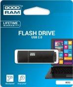 Флешка USB GoodRam Edge 16 ГБ (UEG2-0160K0R11) чорна
