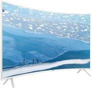 Телевізор LED Samsung UE43KU6510UXUA (Smart TV, Wi-Fi, Curved, 3840x2160)