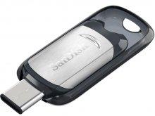 Флешка Type-C SanDisk Ultra 16 ГБ (SDCZ450-016G-G46) сіра