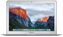 Ноутбук Apple A1466 MacBook Air (Z0TB000JD) сріблястий