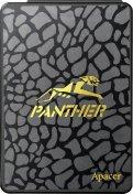 Твердотільний накопичувач Apacer AS340 Panther (AP120GAS340G-1) 120 ГБ