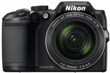 Цифрова фотокамера Nikon Coolpix B500 чорна