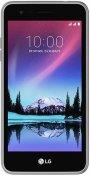 Смартфон LG K7 X230 2017 титановий