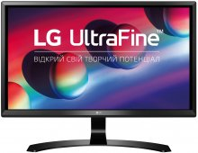 Монітор LG UltraFine 24UD58-B