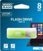 Флешка USB GoodRam Fresh 8 ГБ (UFR2-0080G0R11) зелена