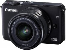 Цифрова фотокамера Canon EOS M3 kit 15-45 мм IS