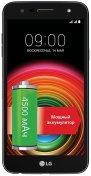 Смартфон LG X power 2 M320 чорний/синій