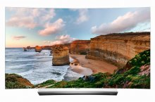Телевізор OLED LG OLED65C6V (3D, Smart TV, Wi-Fi, 3840x2160)