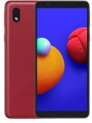 Смартфон Samsung Galaxy A01 Core A013 1/16GB SM-A013FZRDSEK Red