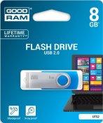 Флешка USB GoodRam Twister 8 ГБ (UTS2-0080B0R11) блакитна