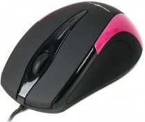 Мишка Maxxter Mc-401-M малинова
