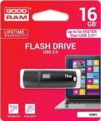 Флешка USB GoodRam Mimic 16 ГБ (UMM3-0160K0R11) чорна