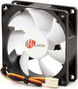 Вентилятор для корпуса ProLogix PF-SB80BW3 чорний/білий