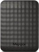 Зовнішній жорсткий диск Seagate Maxtor M3 Portable 500 ГБ чорний
