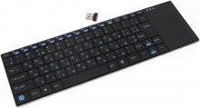 Клавіатура Gembird KB-P4-UA чорна