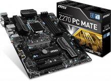 Материнська плата MSI Z270 PC MATE
