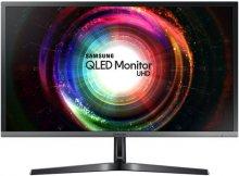 Монітор Samsung LU28H750UQIXCI чорний