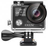 Екшн камера Eken V8s чорна
