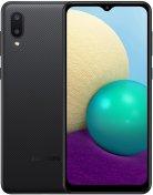 Смартфон Samsung Galaxy A02 A022 2/32GB SM-A022GZKBSEK Black